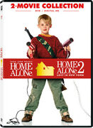 Home Alone / Home Alone 2 Lost In New York [new Dvd] 2 Pack Digitally Master