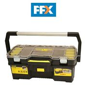 Stanley Sta197514 Toolbox With Tote Tray Organiser 61cm / 24in