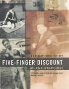 Five Finger Discount By Strapinski Helen Hardback Book The Fast Free Shipping