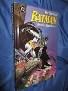 Greatest Batman Stories Ever Told Signed Hb/hc/gn Art Book By Neal Adams 1st Pr
