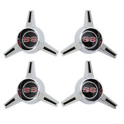 1965-1966 Impala Wheel Cover Spinner Assembly