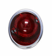 1963-1967 Corvette Tail Light Assembly - Outboard - Left Hand