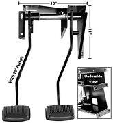 1966-77 Bronco Brake And Clutch Pedal Assembly - Manual Transmission - 66-77