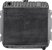 1970-72 Mopar A-body Small Block V8 Standard Trans 3 Row Replacement Radiator