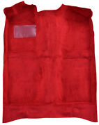 1979-1981 Ford Mustang Pass Area 825 Maroon Cutpile Mass