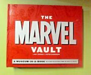 The Marvel Vault Museum In A Book Rare Collectibles Fantastic Four Superman