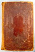 The Holy Bible Antique Book 1872 American Bible Society New York Christianity O