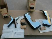 Nos 1973 Chevy Monte Carlo Optional Front And Rear Accessories Kit 73 Gm