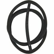 Front Windshield Gasket Compatible With 1949-1952 Chevy Pontiac Olds Wagons
