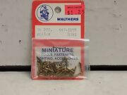 Walthers Ho Scale Model Railroad Wood Screws 0 X 3/8 36 Pieces 947-1195