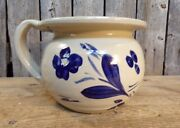 Vintage ~ Willaimsburg Pottery Factory ~ Chamber Pot