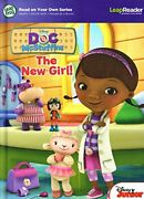 Doc Mcstuffins Leapreader Interactive Book Disney Jun... By No Listed Author