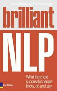 Brilliant Nlp What The Most Successful People K... By Hutchinson, Pat Paperback