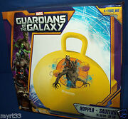 Inflatable Bouncer Ball 15and039 Hopper Toy Marvel Disney Guardians Of The Galaxy