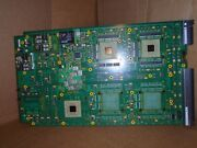 Vintage Very Rare Collectible Procket Networks 3 Cpus And Board Or Gold Scrap