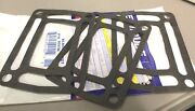 New Omc Oem Evinrude Johnson Exhaust Elbow Closed Cooling Gasket Pk/3 909786