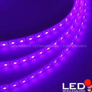 24v 16.4-ft Ip68 Waterproof Flexible Rgb Color-changing Led Strip W/ 300xsmd5050