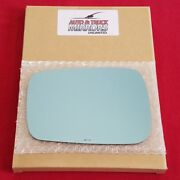 Mirror Glass + Adhesive For 07-12 Acura Mdx Driver Side Replacement