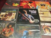 Jimi Hendrix Classic Records Collectors 9 Titles 25 Sides Of Audiophile Vinyl