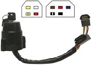 Ignition Switch Yamaha Dt175mxxt500 74-859 Wires Each
