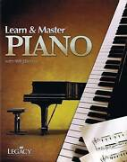Learn And Master Piano - Homeschool Edition By Barrow, Will