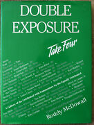 Roddy Mcdowall Double Exposure Take Four First Edition Signed And Inscribed