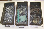 Large Lot Of New Boat Bimini Top Repair Parts And Other