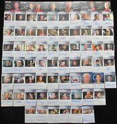 2018 Deep Space Nine Heroes And Villains Autograph Card Set Of 72 Cards Iggy Pop