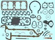 New 1946-48 Ford Flathead Complete Engine Gasket Set Best Brand Rs511g