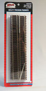 Atlas Ho Scale Code 83 9 Straight Train Track 6 Pack Nickel Silver Atl520 New