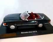 Norev Mercedes Benz 300 Sl Cabrio/soft Top 118 Black Almost Sold Out Last One