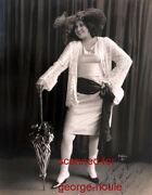 Evelyn Preer - Photograph - Signed - African-american Actress - Died At 36