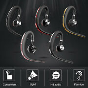 Wireless Bluetooth Headset Earphone Compatible With Iphone Android Samsung Lg