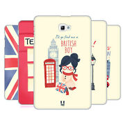 Head Case Designs I Dream Of London Back Case And Wallpaper For Samsung Tablets 1