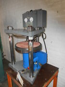 Conley Vulcanizer Press Model 14 For 9 And 12 Molds - Excellent Condition