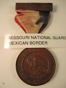 Missouri National Guard Mexican Border Service Medal Named To Cook A. Bien