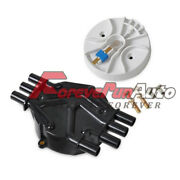 New Ignition Distributor Cap And Rotor For Chevy Astro Van S-10 Blazer Jimmy 4.3l