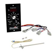 Digital 3 Speed Smoker Control Thermostat Kit For All Traeger Wood Pellet Grill