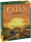 Catan Expansion Cities And Knights [new ] Board Game