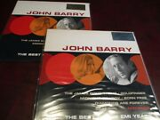 John Barry Bond Theme And More Emi Yrs Deluxe Packaging 2 Lp Play 1 Collect 1 Set