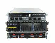 Emc Vnx5500 Unified Storage System Dpe W/ Control Station, Flare Drives, Sps