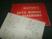 1963 - 1967 Ford Galaxie Ltd Custom 500 Country Squire Wiring Diagrams Sheets