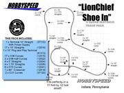 Lionel Fastrack Lionchief Shoe In Track Pack 11' X 12' O Gauge Layout New