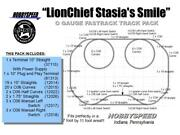 Lionel Fastrack Lionchief Stasiaand039s Smile Track Layout Train Pk 7x11 O Gauge New