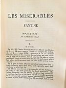 1862 Les Miserables Victor Hugo First All In One A.l. Burt Edition Classic Novel