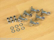 Fender American Standard Stratocaster Telecaster Tuners Staggered Usa Parts