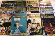Knights Of The Dinner Table 166-177 Comic Book Set Kenzer And Company 2010-2011
