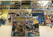 Knights Of The Dinner Table 136-152 Comic Book Set Kenzer And Company 2008-2009