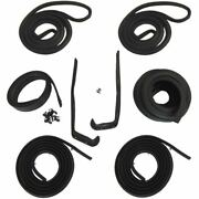 1954 Buick Century And Special 1st Early Type 4dr Sedan Body Weatherstrip Seal Kit