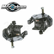 91-97 For Toyota Previa 2.4l Left Right Engine Motor Mount 7263 X2 M416